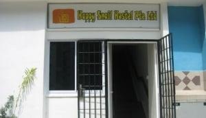 Happy Snail Hostel