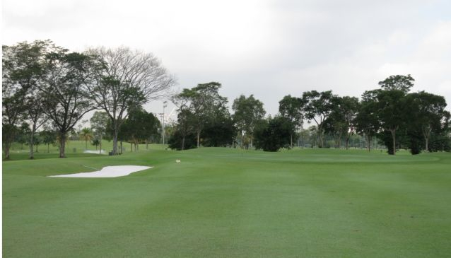 Jurong Country Club Executive Course (Golf)