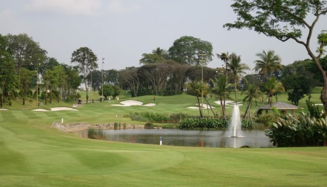 Jurong Country Club (Golf)