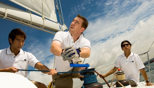 Keppel Bay Sailing Academy