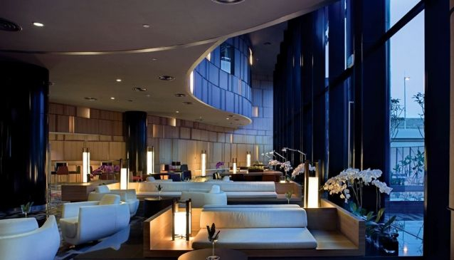 Lobby Lounge @ Crowne Plaza Changi Airport