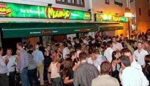 Mogambo Bar Singapore