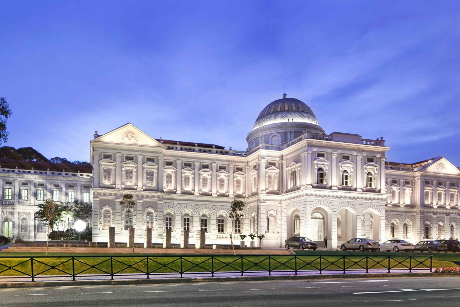 National Museum of Singapore Ticket