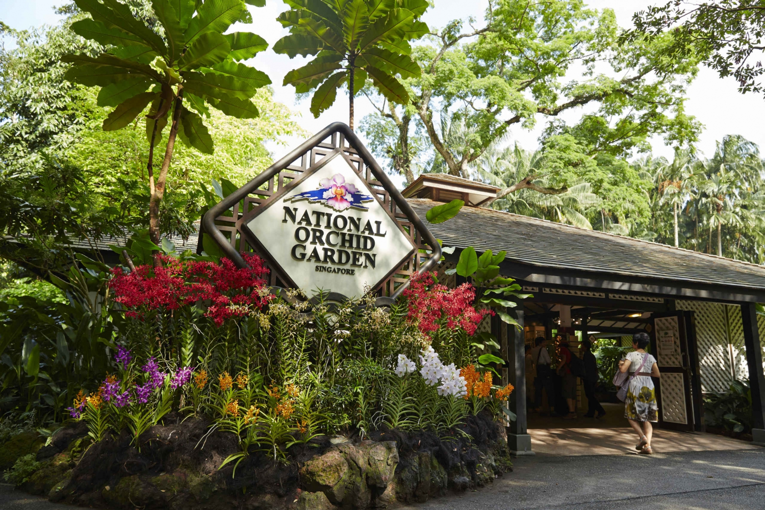 National Orchid Garden Admission