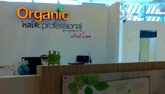 Organic Hair Professional