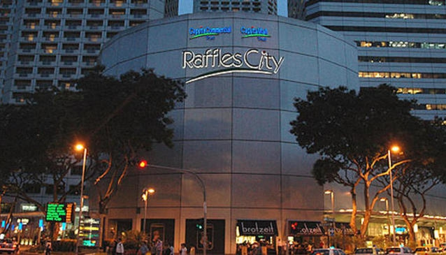 Raffles City Shopping Centre