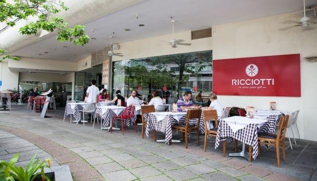 Ricciotti Pizza Pasta Grill