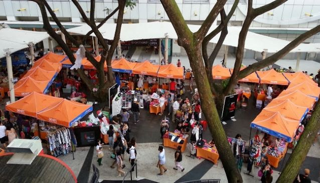 Scape Bazaar in Singapore | My Guide Singapore