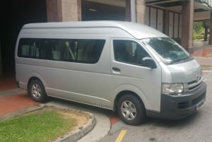 Shared Hotel Transfer to Changi Airport