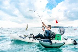 Singapore: 4-hour Kayak Fishing Tour