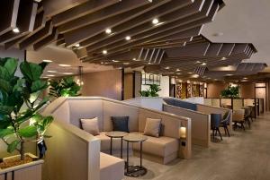 Singapore Changi Airport Premium Lounge Entry