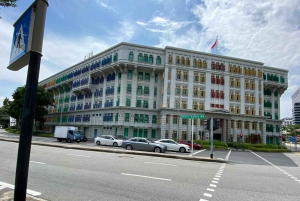 Singapore: Historical Waterway Game Quest & Self-Guide Tour