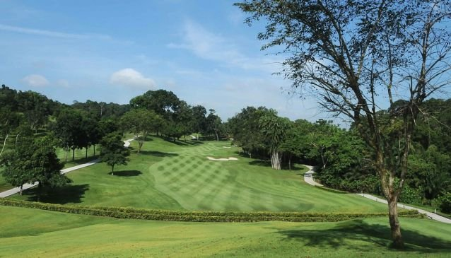 Singapore Island Country Club (Golf)