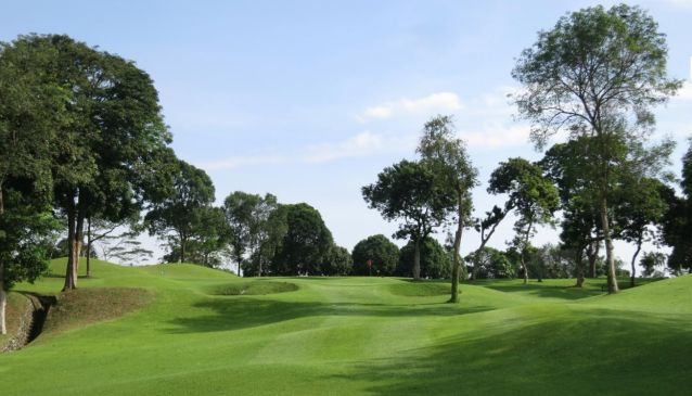 Singapore Island Country Club Millennium Course
