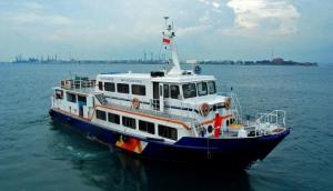 Singapore Island Cruise