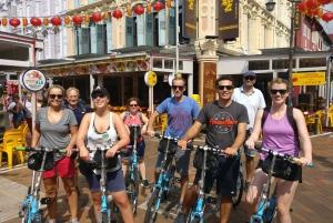 Singapore: Lion City Highlights Bike Tour