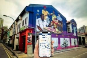 Singapore: Little India Self-Guided Audio Tour