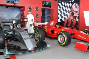 Singapore: Madame Tussauds 4-in-1 Experience