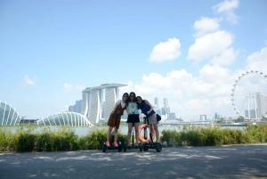 Singapore: Marina Bay 2-Hour Mini Segway Tour