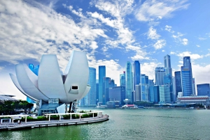 Singapore: Private Welcome City Tour