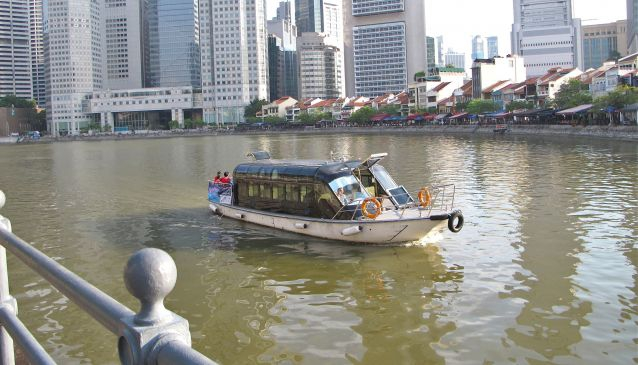 Singapore River Explorer Pte Ltd