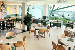 Singapore: Sentosa Cable Car to Faber Peak & Lunch at Arbora