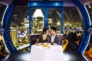 Skip-the-line Singapore Flyer Dining Experience