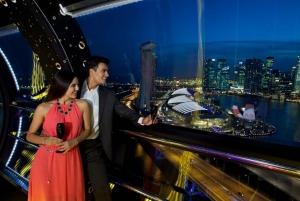 Skip-the-Line Ticket: Singapore Flyer Premium Experience