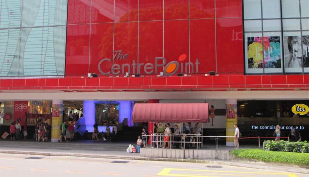 The CentrePoint