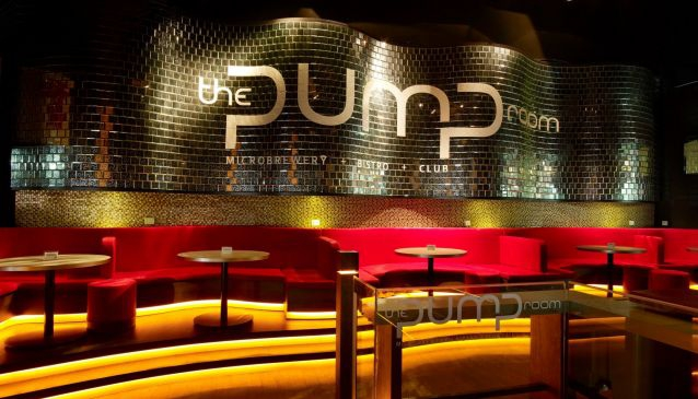 The Pump Room at Clarke Quay