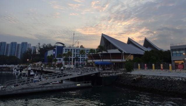 West Coast Pier