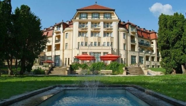 The Top Five Spas in Slovakia
