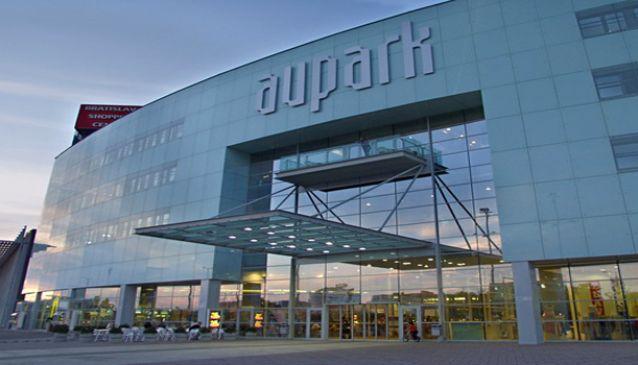 d4e5dc8a86 Aupark Shopping Center Bratislava in Slovakia