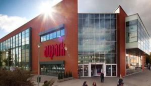 Aupark Shopping Center ?ilina