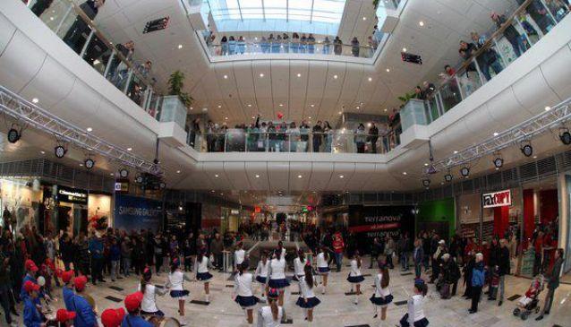 Aupark Shopping Center Ko?ice