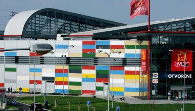 17997f9332 Avion Shopping Park Bratislava in Slovakia