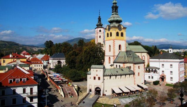 Banská Bystrica Town Castle