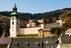 Banska Stiavnica Town: Full-Day Tour from Bratislava