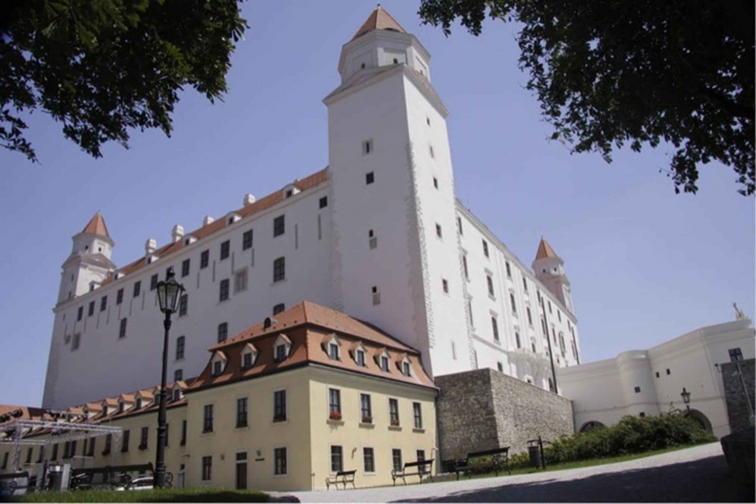 Bratislava: 3-Hour Private Walking Tour