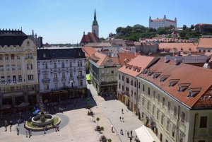 Bratislava: 3-Hour Private Walking Tour