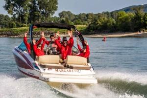Bratislava by Private Speedboat