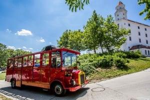Bratislava by Sightseeing Bus