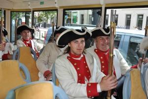 Bratislava: City Tour by Motorized Train