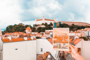 Bratislava: History and Mystery City Discovery Game