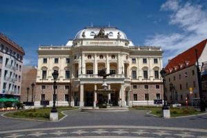 Bratislava Private Tour from Vienna