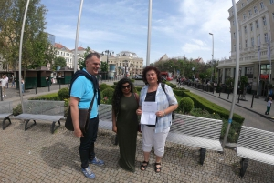 Bratislava: Private Walking Tour