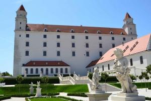 Bratislava: Riverside, Castle or Complete City Bike Tours