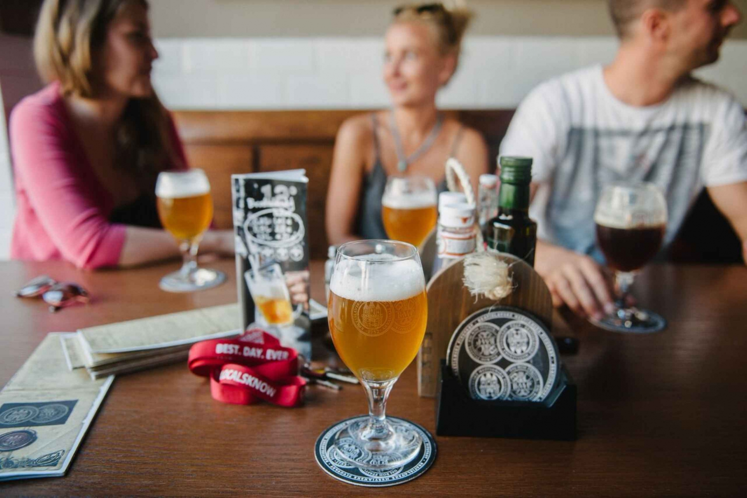 Bratislava: Small-Group Beer Tour with Extra Fun