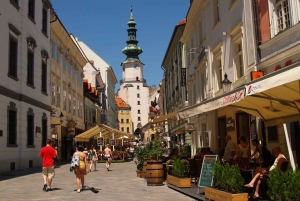 Bratislava Walking Tours with Licensed Guides