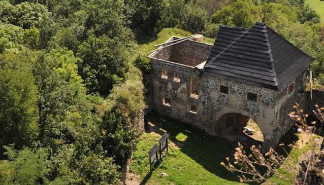 Cabrad' Castle